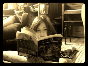 Reading Time!