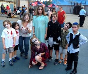 The Six Flags Great Adventure Zombie Apocalypse